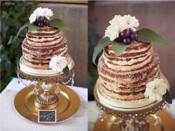 Tiramisu Cake - Cake Cathedral